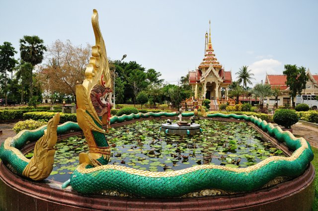 Храм Ват Чалонг, Пхукет