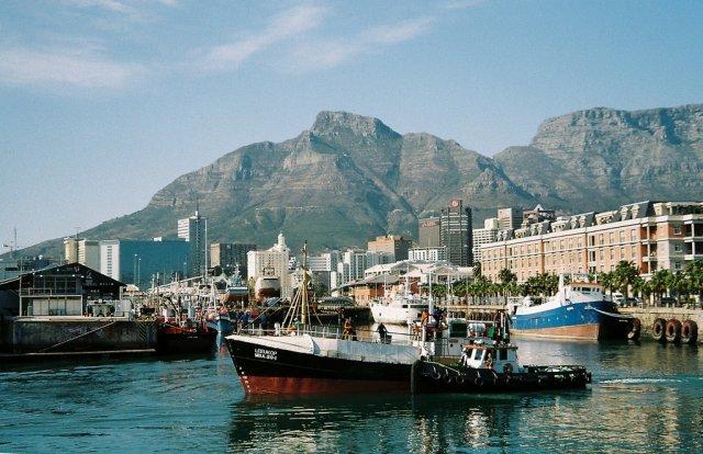 Старый порт Вотерфронт, Кейптаун