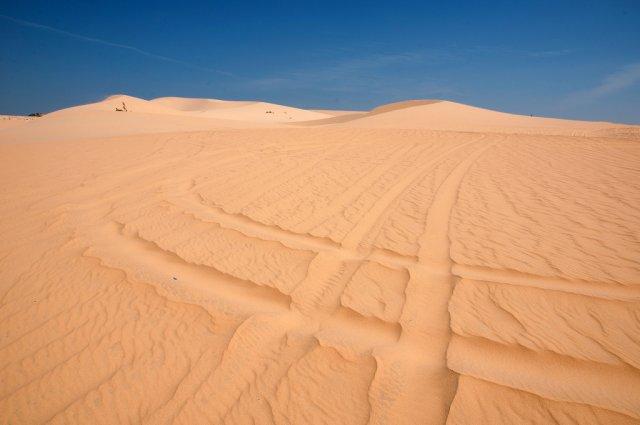 Белые дюны Фантхиета, Вьетнам