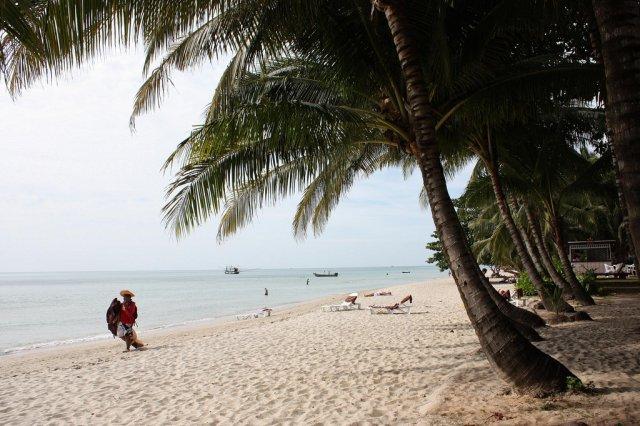 Пляж White Sand, остров Чанг