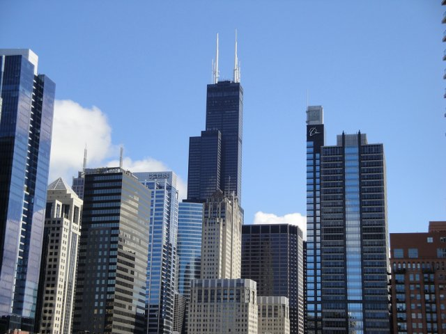 Уиллис-Тауэр, Чикаго