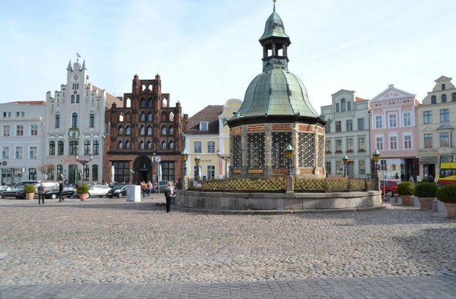 Висмар, Германия