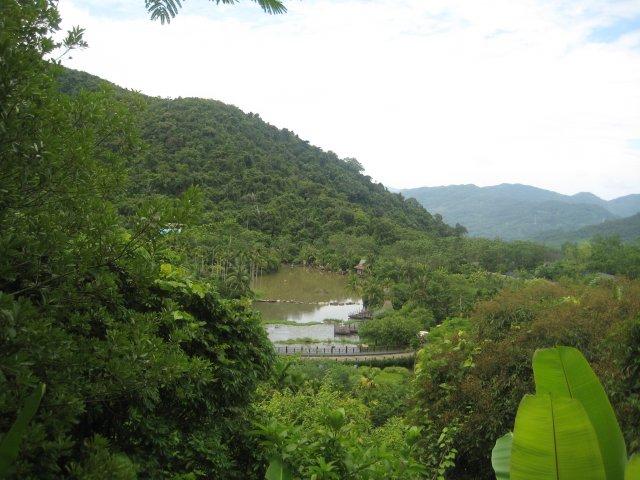 Тропический парк дикой природы Янода