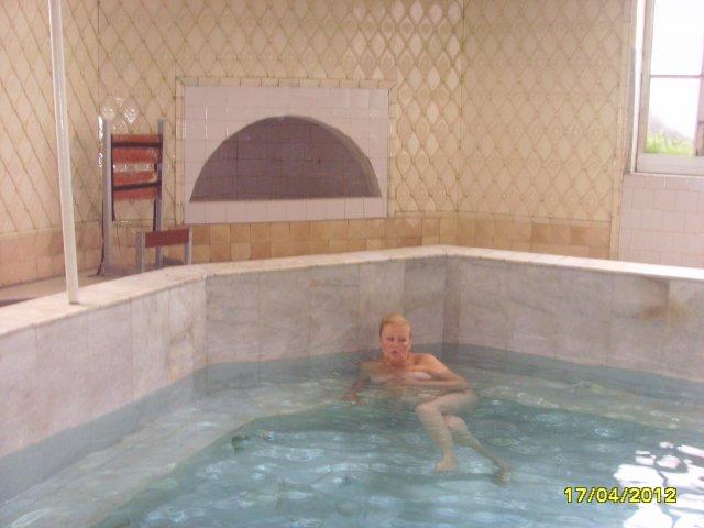 Радоновые ванны... Лечение органов движения, опоры, нервной системы