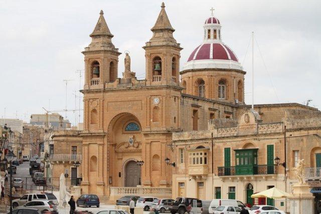 Кафедральный собор Марсашлокка