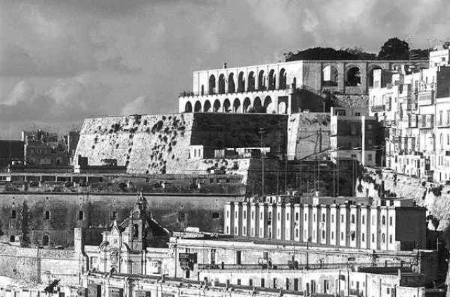 Крепостные сооружения Валлетты