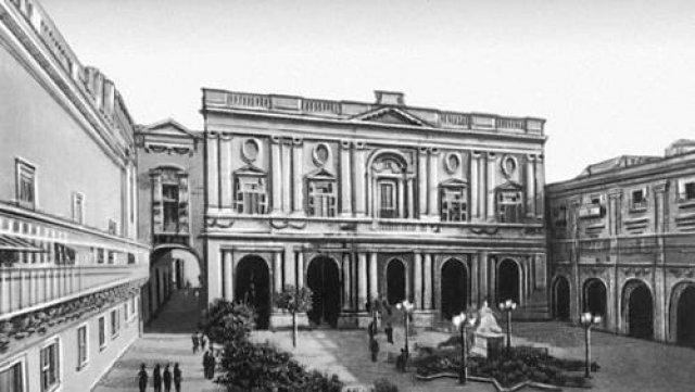 Национальная библиотека Мальты имени королевы Виктории