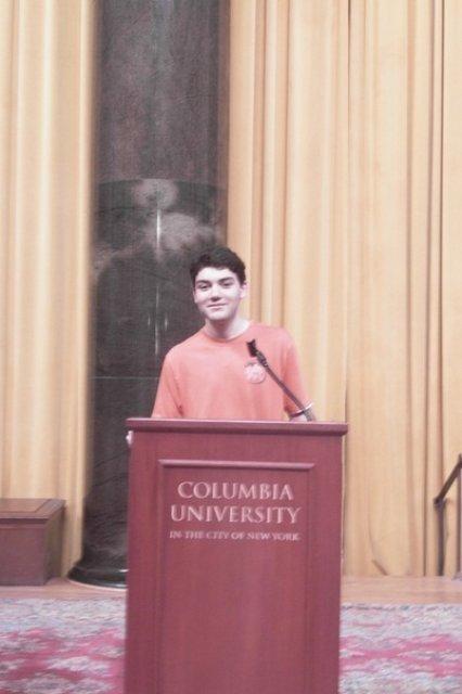 Посещение Колумбийского университета / Columbia University