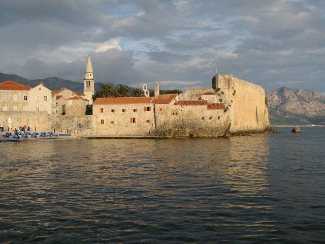 Старая Будва, Черногория