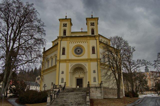 Марианские Лазне. Чехия