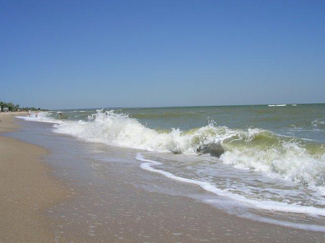 Азовское море, Бердянск, Украина
