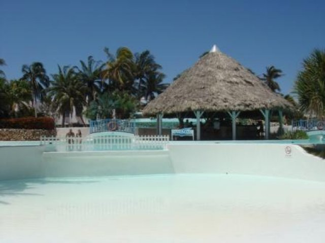 Бассейн отеля Melia Varadero, Куба