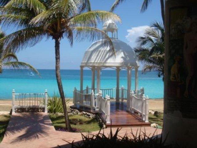 Свадебная беседка отеля Melia Varadero, Куба