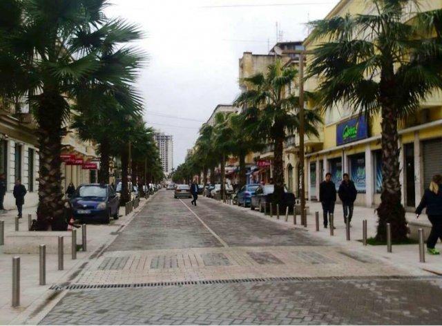 Дуррес, самая старая улица