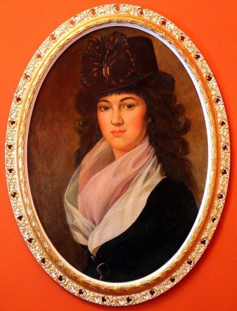 Анна Лопухина