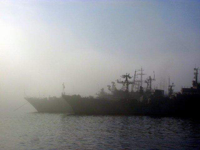 Российский Черноморский флот...