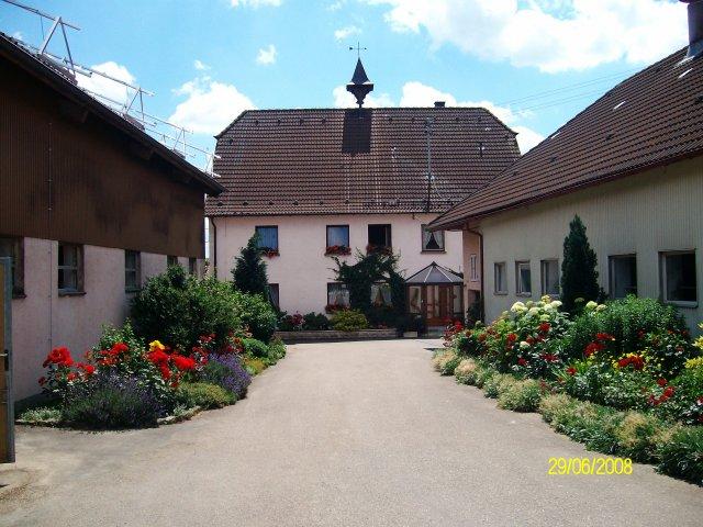Дом в котором жил я и немецкая семья