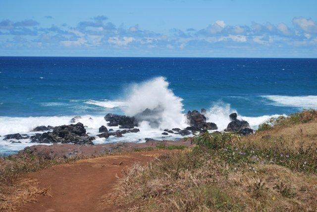 Мауи -волны