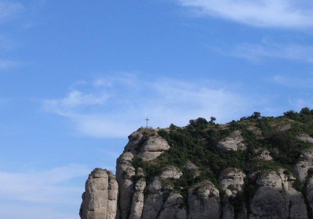 Монтсеррат. Окрестные скалы