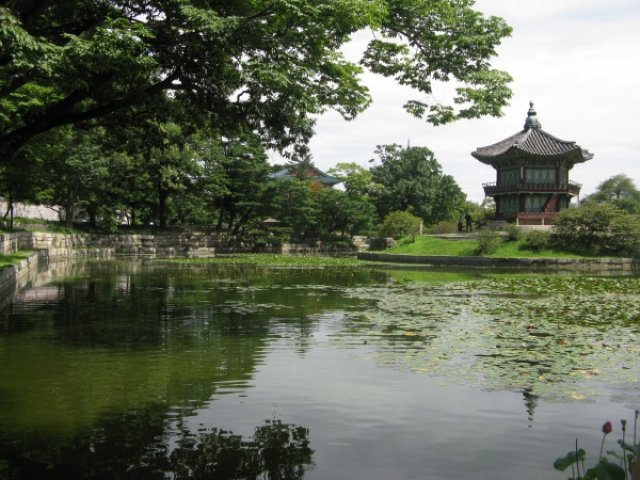 Королевский дворец Кенбоккун