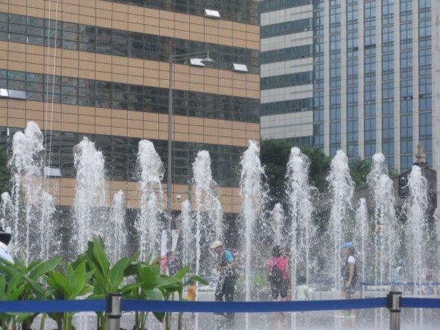 Жаркое лето в Сеуле, Южная Корея