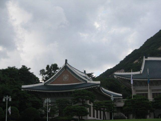 Чхонводе, Южная Корея