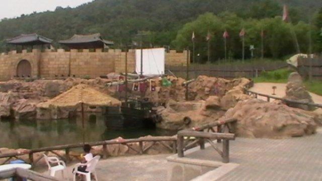 Фольклорная деревня, Южная Корея