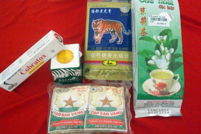 Настойки, лекарственные средства, Вьетнам