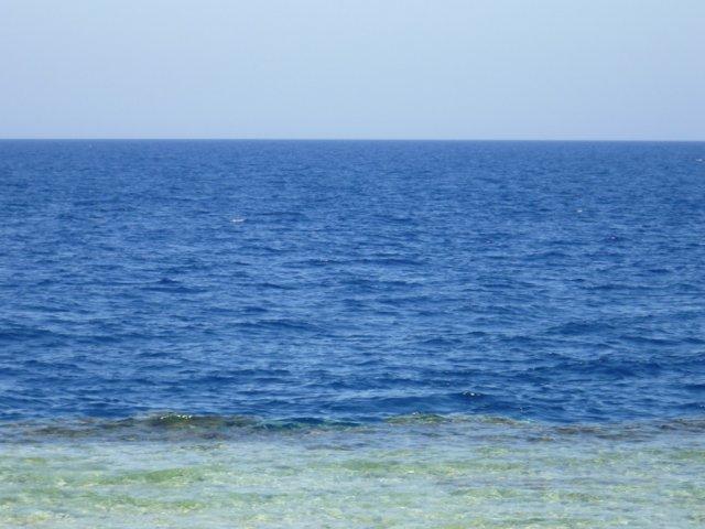 Самое синее море - Красное море моё!