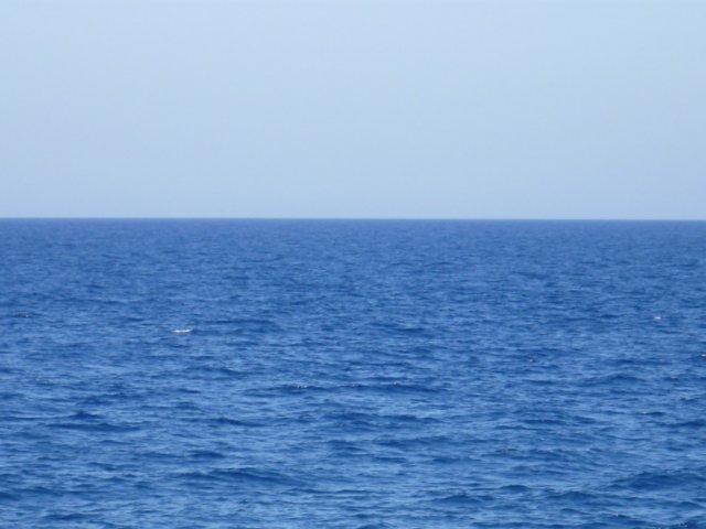 Красное море: глубоководье и небо