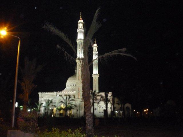 Ночной Шарм-эль-Шейх