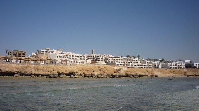 На побережье Красного моря строятся новые отели