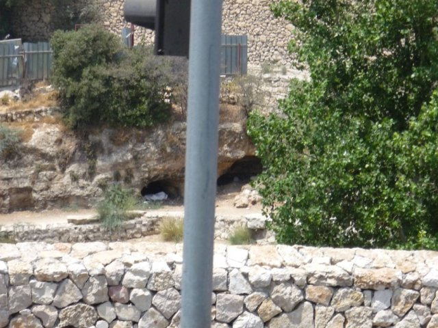 Археологический парк Иерусалима. Раскопки Храмовой горы