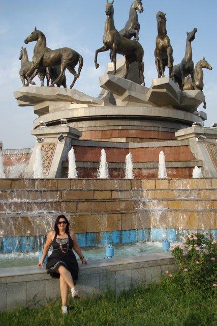 Лошади, Ашхабад