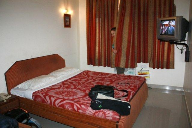 Комната в отеле в Агре