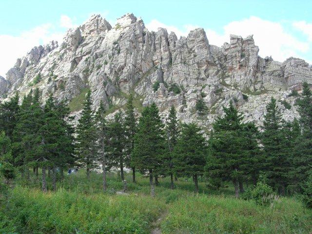 """Национальный парк """"Таганай""""."""