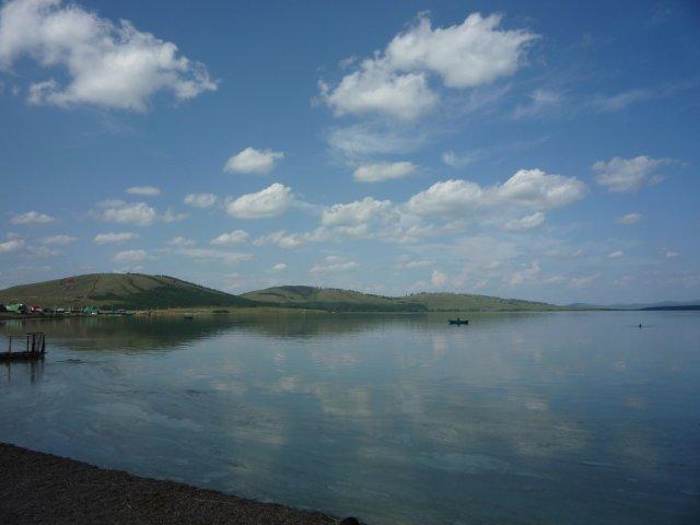 Юг Башкирии.