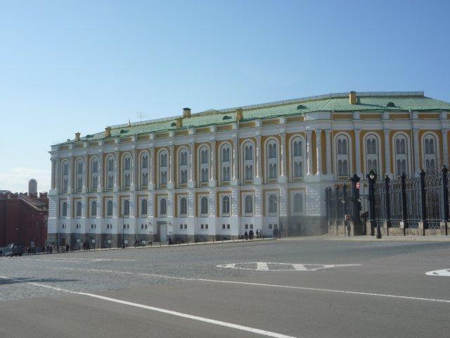 Ружейная палата и Алмазный фонд
