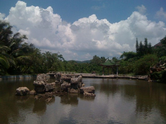Центр Буддизма, место покоя и умиротворения
