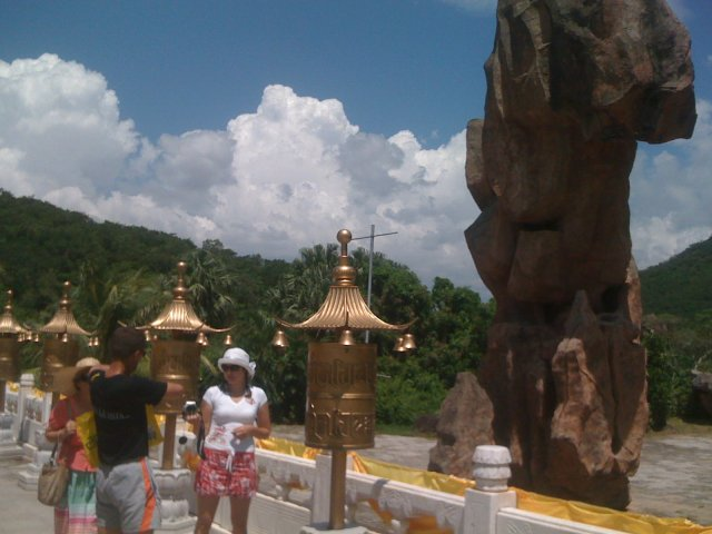 Центр Буддизма, особенности дизайна