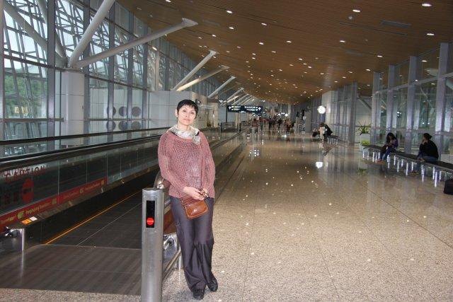 аэропорт в Куала лумпур