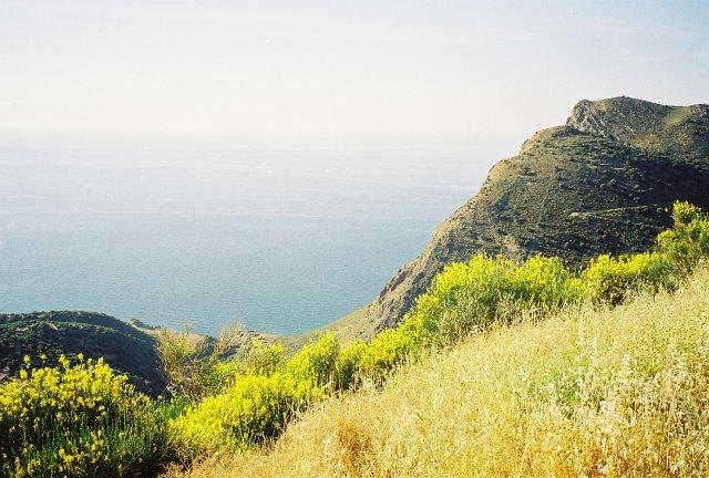 пейзаж на Крите