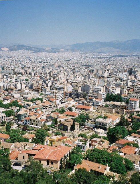 В Афины с Крита