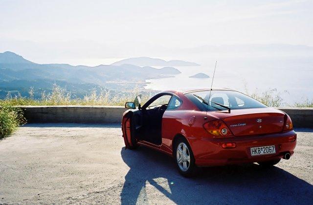 По дороге из Ниццы в Монте-Карло