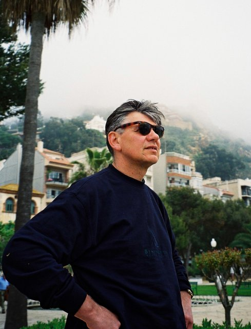Николай Ващилин на Коста Дорадо