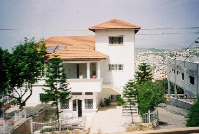 Дом в Назарете.2000
