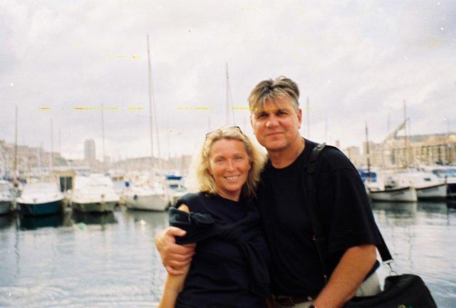 В Старом порту Марселя. 2001