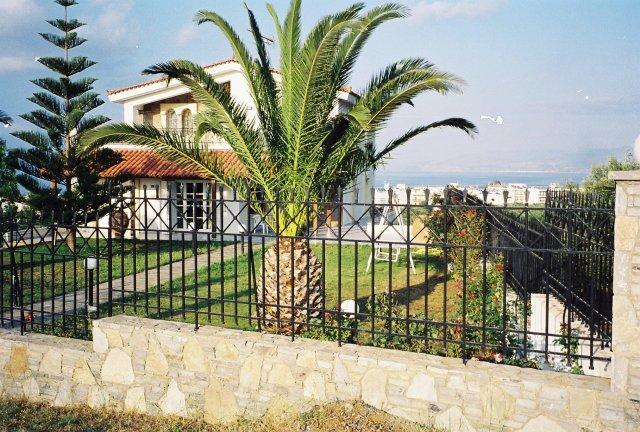 Домик в горах Кипра