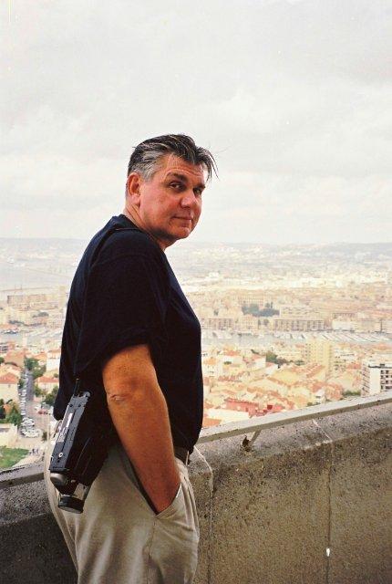 Николай Ващилин в Марселе.2001
