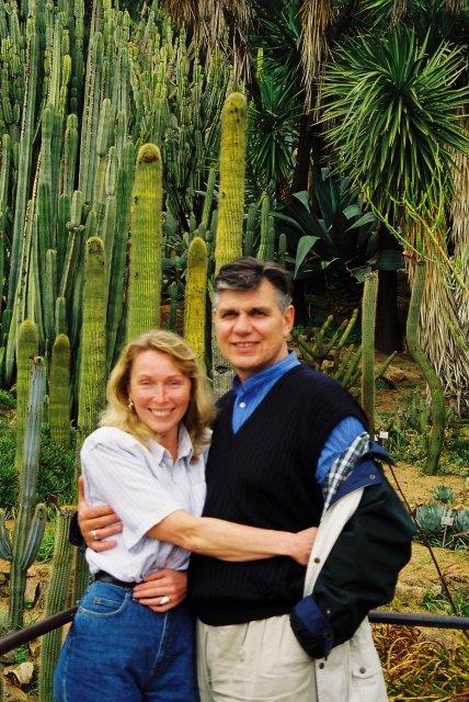 В ботаническом саду Бланеса